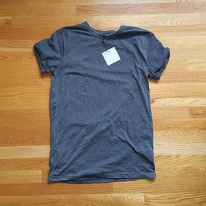 NWT Grey T-Shirt Dress